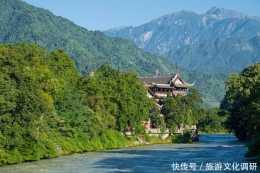 青城山都江堰風景