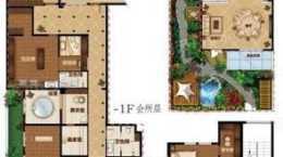 194平簡約風三居室,暖色調的應用,讓空間變得溫暖熱烈起來