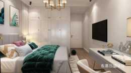 185平美式風四居室,就是優雅和大氣