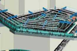 建築軸測圖中的北京故事