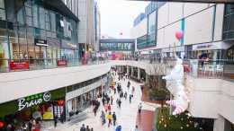 寧波大型商城,開業不到兩年,因不改經營模式,錯過機會面臨倒閉