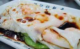 絕密廣東腸粉配方,李師傅憑藉這一手腸粉在廣東一做就是三十年