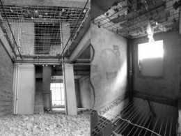 頂樓層高2米9,業主嫌棄太矮了,打通閣樓現澆板,秒變挑高複式樓