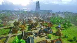 《天神鎮》建造經營類遊戲,看神仙如何經營農家樂!