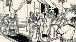 民間故事:傻女大鬧窮小子和富家千金定親宴,老財主:一夫二妻?