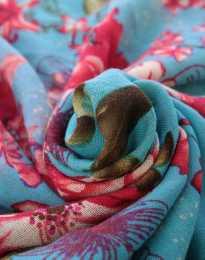一條媽媽的絲巾