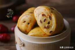 過年的饅頭這樣蒸,鬆軟香甜,比麵包還好吃,做法特簡單