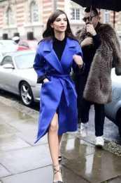 大衣這樣穿,教你顯高10cm