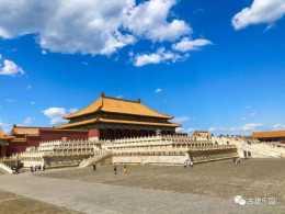 中國古建築最高典範-北京故宮